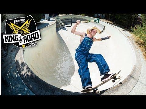 King Of The Road 2013 Webisode 14 Thrasher Skatematic