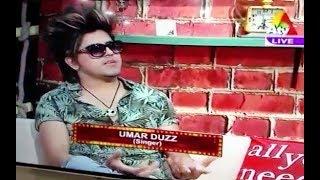 vuclip ATV Boom On Live Interview Show Umar Duzz 2017