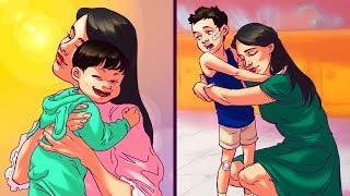 ١١ من أخطاء التربية التي تؤثر سلبا على تطور الطفل