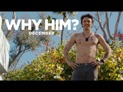 Why Him?   Official Trailer   Fox Star India   February 3, 2017