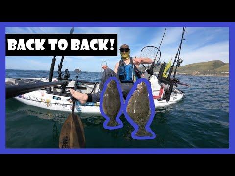Halibut Fishing: Back To Back Halibut