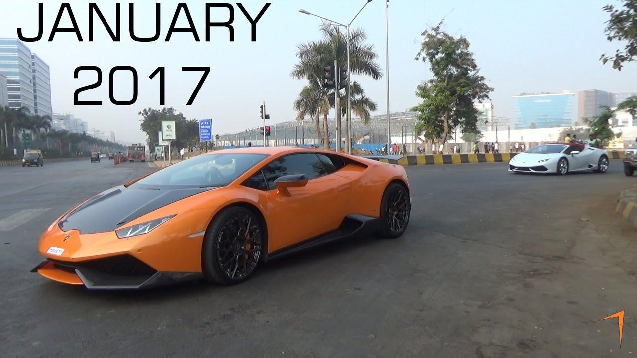 Supercars And Superbikes In Mumbai India January Youtube