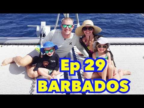 Ep 29:  Catamaran Cruises, Farms & Shipwreck Snorkeling in BARBADOS