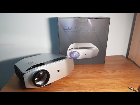 GOODEE YG620 BEST 1080P FHD Projector | REVIEW & UNBOXING