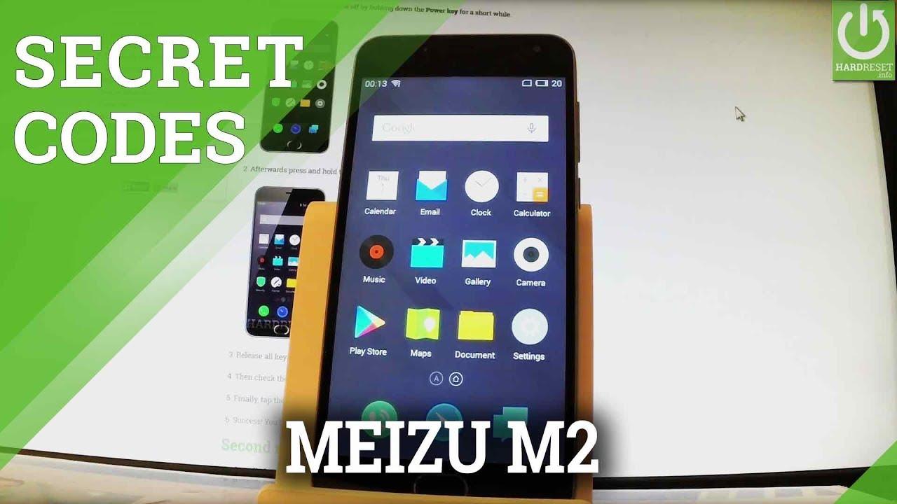 Meizu M2 Codes Videos - Waoweo