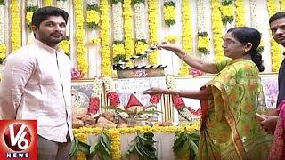 Allu Arjun's 'Naa Peru Surya Naa Illu India' Film Launched | Hyderabad | V6 News