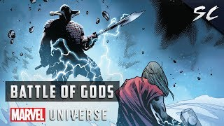 Thor vs Bor a Battle of Gods #4 - Thor Vol. 3 | Explained In Hindi
