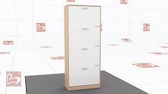 Dresser for shoes Beko 4 - Furniture Videnov
