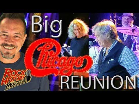Big Chicago Reunion with Jason Scheff, Bill Champlin & Danny Seraphine