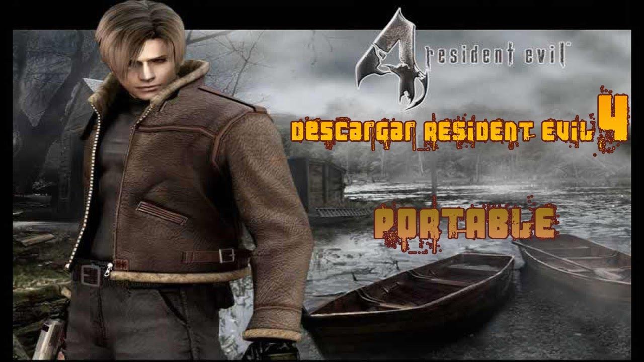 Resident Evil 4 [PC][Full Mega][1 Link][Español]