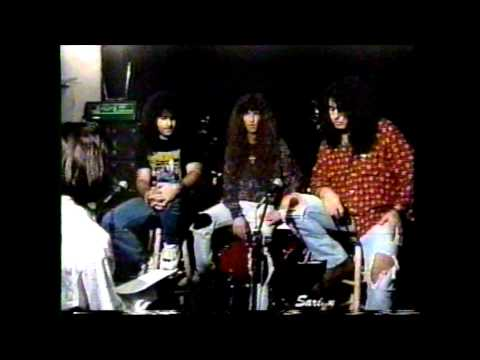 Mach 1 band interview on the Horizon TV Show, 1990