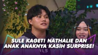 SULE KAGET NATHALIE DAN ANAKNYA KASI SURPRISE DI STUDIO   SANTUY  MALAM (14/10/20) P1