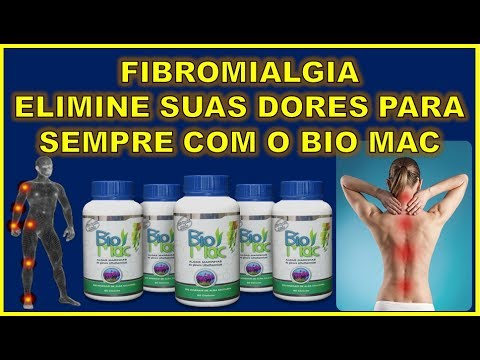 FIBROMIALGIA - Elimine Suas Dores Para Sempre Com o Bio Mac