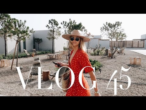 What I Did & Wore at Casa Cook in Kos + Room Tour