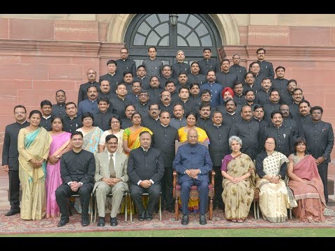 State Civil Service Officers promoted to the IAS call on the President-04-08-17