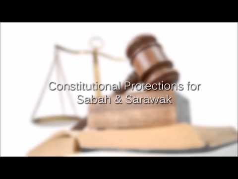 2014 06 10 ASEAN Breakfast Call : Constitutional Protections for Sabah & Sarawak