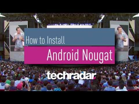 Android Nougat: how to download and setup the latest version of Android