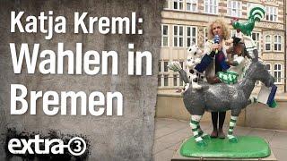 Reporterin Katja Kreml: Bürgerschaftswahl Bremen