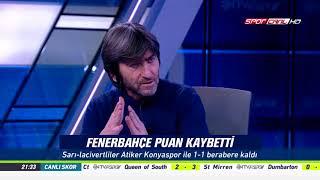 % 100 Futbol Atiker Konyaspor - Fenerbahçe 23 Aralık 2017