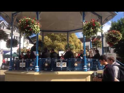 Horsham borough Band play Sussex by the Sea