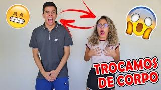 TROCAMOS DE CORPO! - KIDS FUN