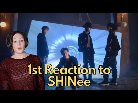 First Reaction to SHINee - Don't Call Me MV