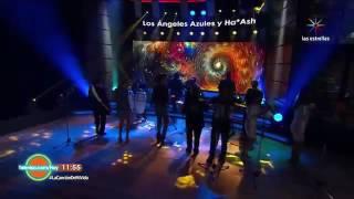 Mi niña mujer en el programa hoy - Ángeles Azules ft Ha*Ash