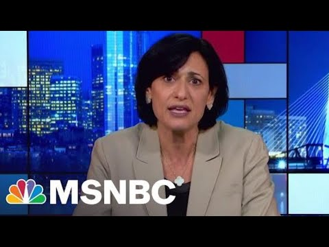 'I Just Can't Face Another Surge': Premature Reopenings Threaten Vaccine Successes | Rachel Maddow