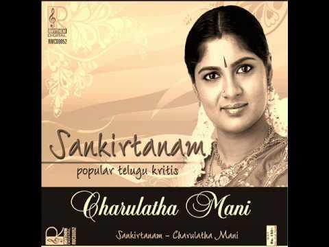 Garuda Gamana-Hindolam-Annamacharya-By Charulatha Mani