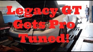 Legacy GT Gets Pro Tuned! (Thank You For 500 Subs!)
