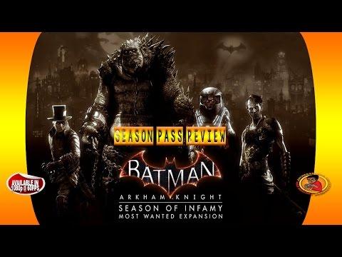 Batman Arkham Knight DLC Season Pass Thoughts & Review