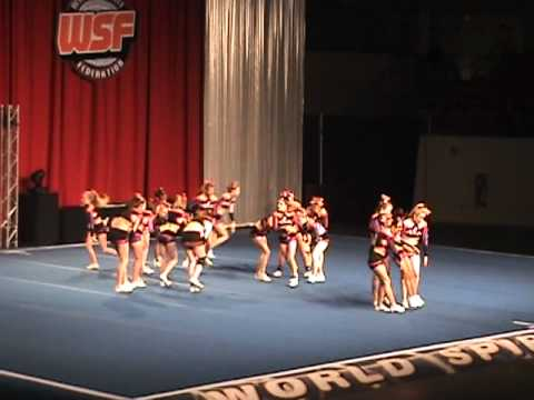 ACX Level 4 Beautiful Jags 2-12-2011