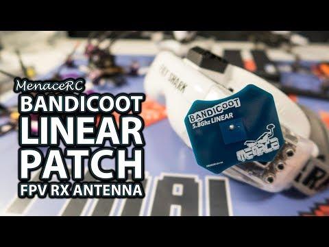 MenaceRC Bandicoot Linear Patch Antenna- DailyDVR