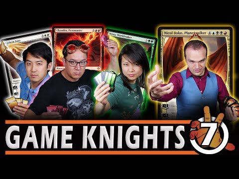 Archenemy: Nicol Bolas with Gavin Verhey l Game Knights #7 l Magic the Gathering Gameplay
