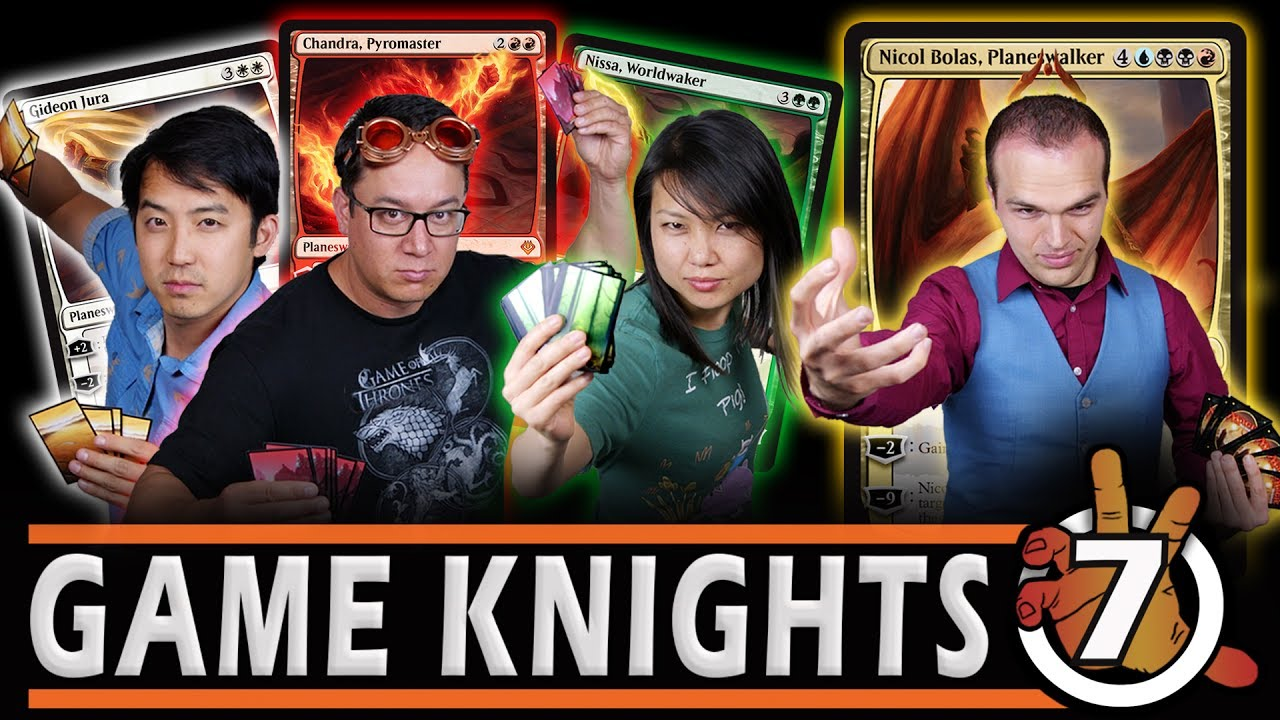Archenemy Nicol Bolas With Gavin Verhey L Game Knights 7 L Magic The Gathering Gameplay