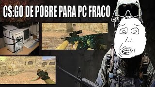 (NOVO!) CS 1.6 MODIFICADO CS:GO TOP! CS:GO DE POBRE PARA PC FRACO!!