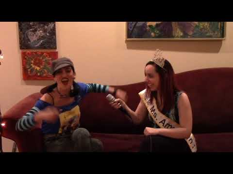 Miss American Interview With Shirley Levi