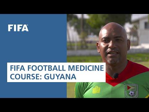 FIFA Football Medicine Course | Guyana