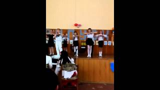 Танец опа 5 класс Никополь школа 3 4-а класс