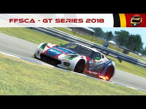 FFSCA 2018 - Round 02 - GT Series (Road Atlanta) [FR ᴴᴰ]