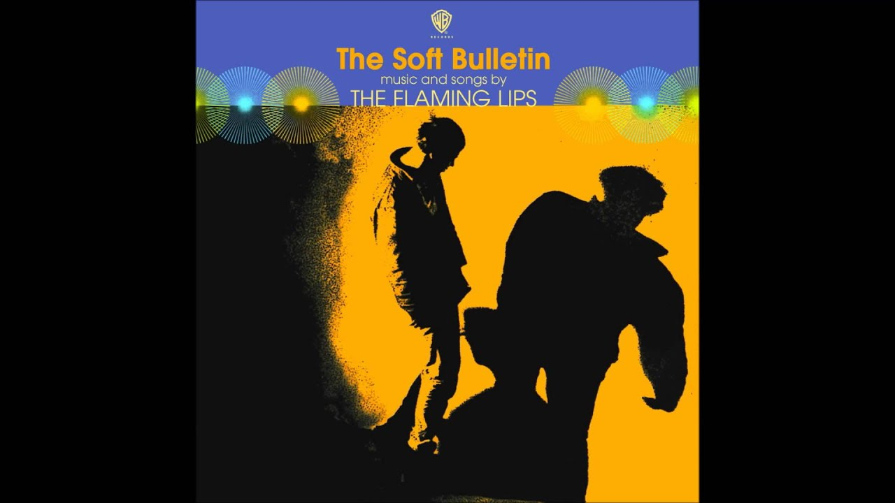 The Flaming Lips The Soft Bulletin Full Vinyl Album