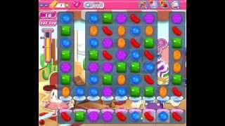 How to beat Candy Crush Saga Level 451 - 2 Stars - No Boosters - 247,640pts
