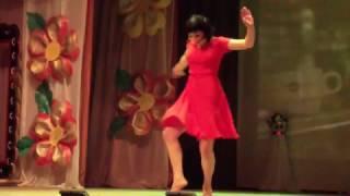 Олеся Дмитриева -  Амели (танцевальный номер)
