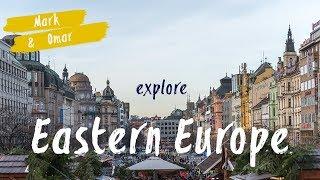 Interrail Trip   Central-Eastern Europe in 5 Weeks