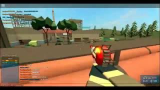 Phantom Forces| Roblox| Ray Gun Gameplay!!!