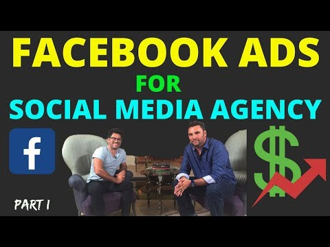 Social Media Marketing Agency Automation - LEAD MAGNET & FB AD (Part I)