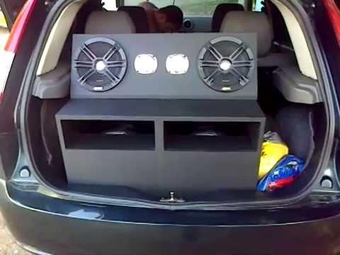 car audio gerardsound ford fiesta youtube. Black Bedroom Furniture Sets. Home Design Ideas