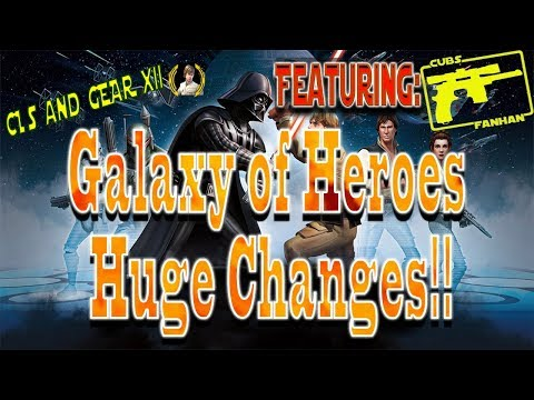 SWGOH: Talking with Gamechanger (Cubsfan Han) about BB8, Territory Battles and More!