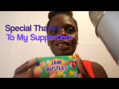 Jaw Breakers ASMR Hard Candy 3D CHIROPRACTIC ADJUSTMENT