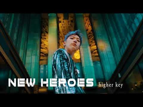 NEW HEROES - TEN (higher Key)